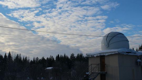 Коуровская обсерватория. Путешествие во Вселенную - фото 2