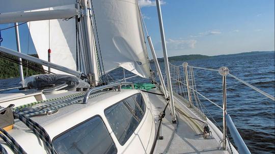 Экскурсия Прогулка на яхте по Самаре