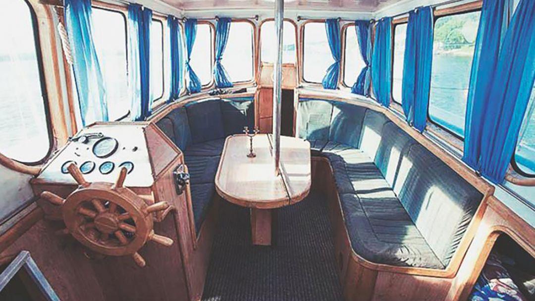 Прогулка на яхте - фото 4