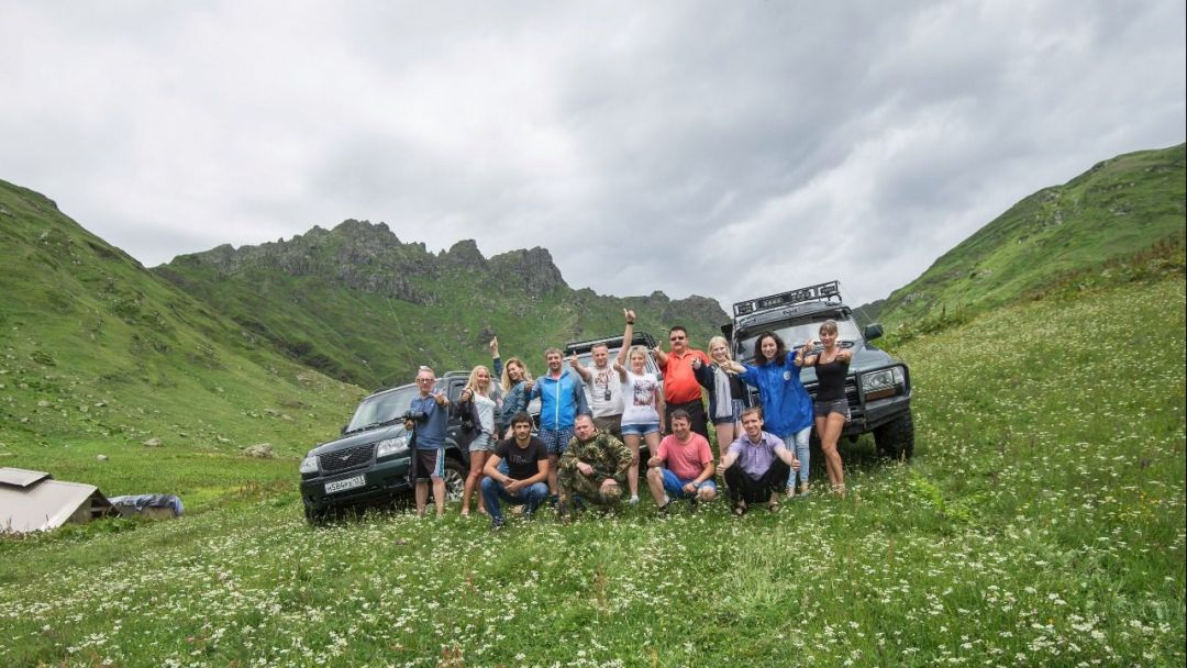 Джиппинг тур по высокогорью - фото 2