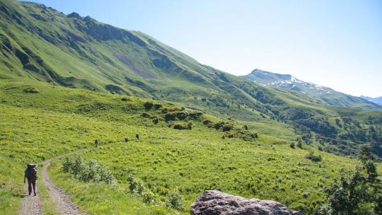 Экскурсия Джиппинг тур по высокогорью в Анапе