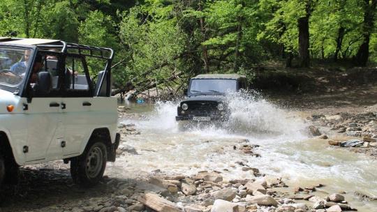 Экскурсия Джиппинг тур: Чарующая Абхазия