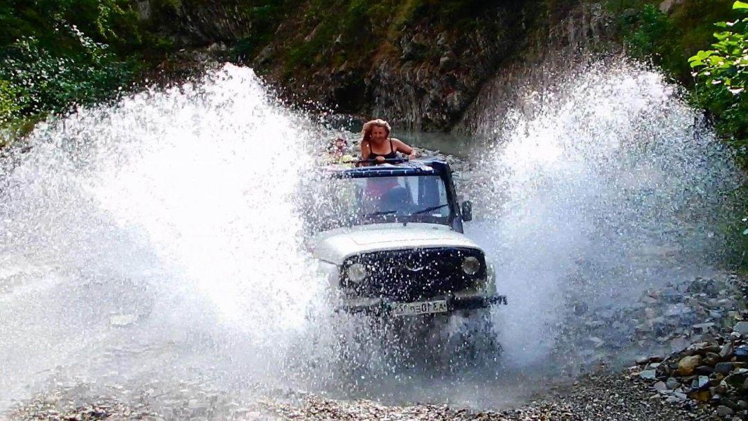 Джиппинг тур: Чарующая Абхазия - фото 3