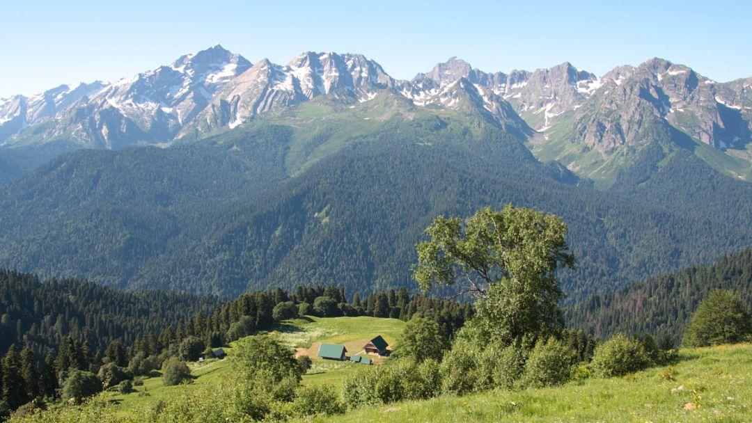 Экскурсия Джиппинг тур по высокогорью
