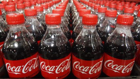 Экскурсия Экскурсия на завод Coca-Cola по Москве