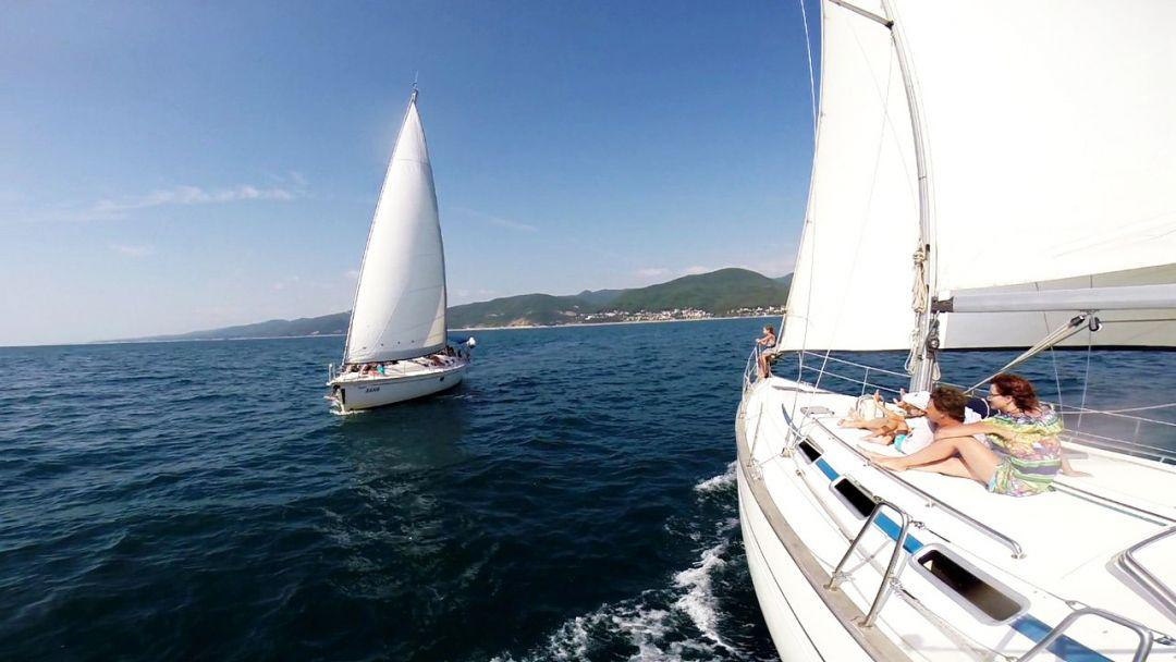 Экскурсия Прогулка на парусной яхте