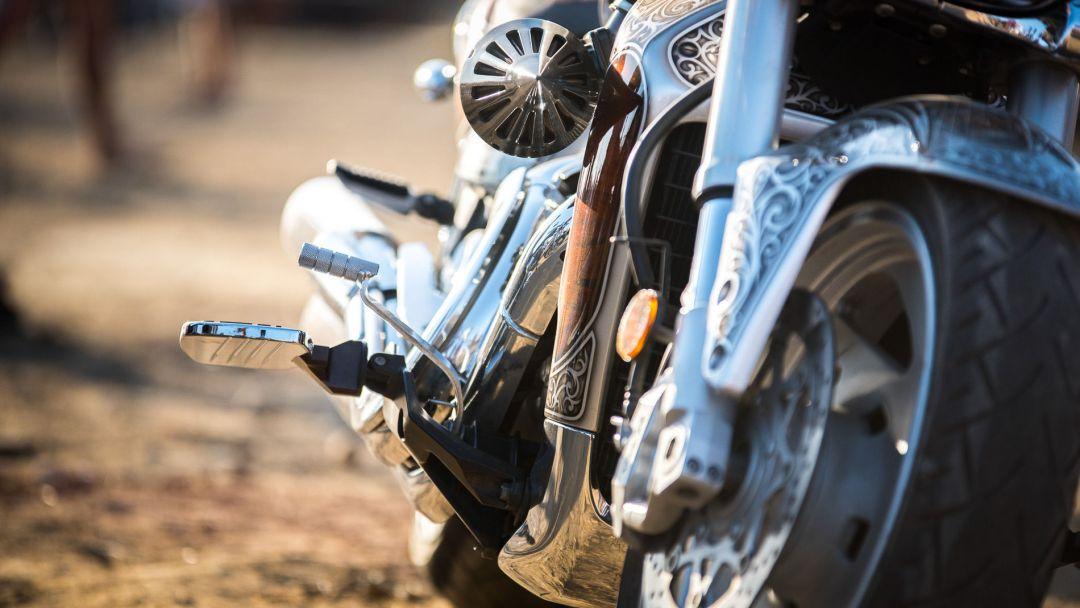 Путешествие на круизном мотоцикле по Сочи в Адлере