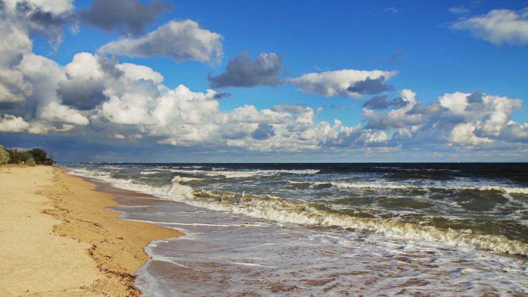 Азовское море - Темрюк - фото 1