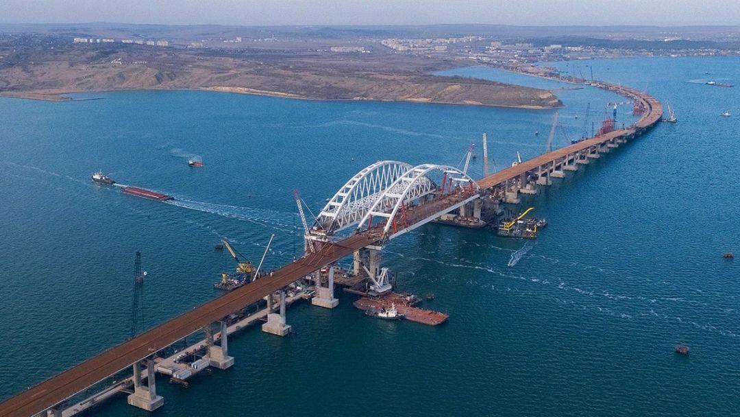 Экскурсия Тамань. Крымский мост