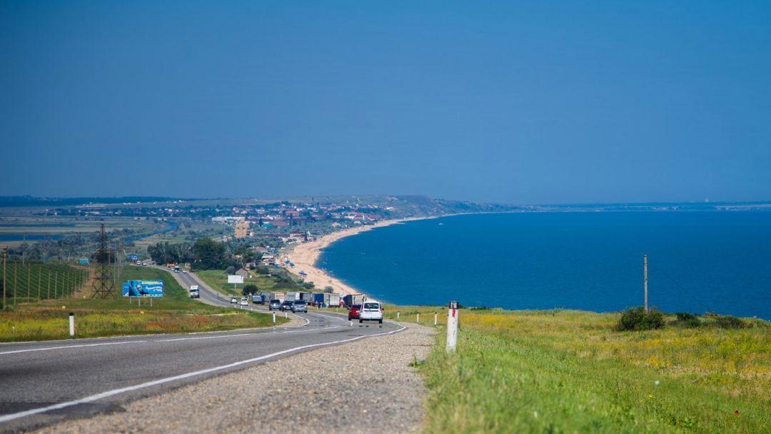 Тамань. Крымский мост - фото 3