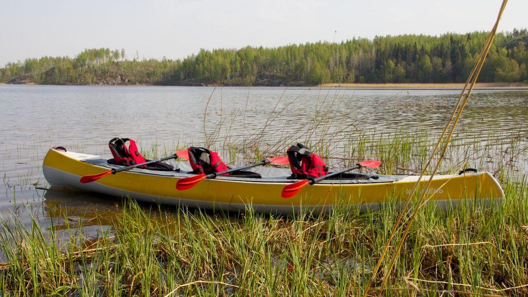 Экскурсия Недельная одиссея по Ленинградскому морю