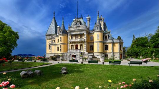 Экскурсия Дворцы Романовых по Гаспре