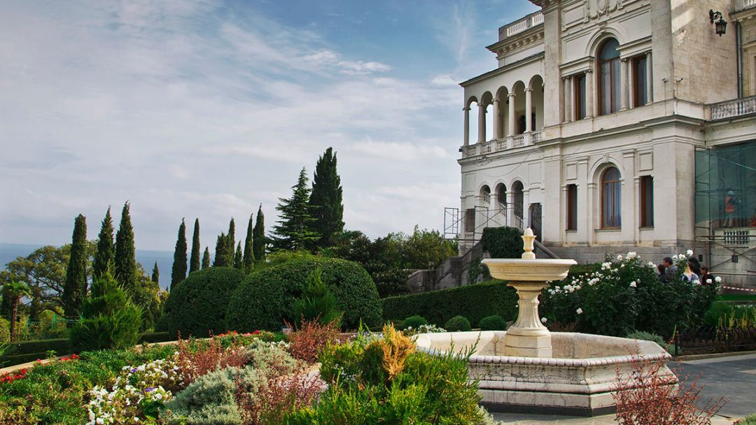 Дворец князя Юсупова - фото 2
