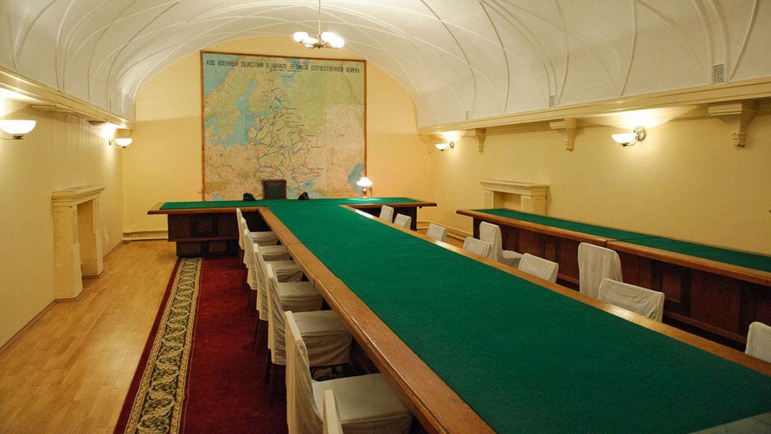 Экскурсия Удивительная Самара с посещением бункера Сталина