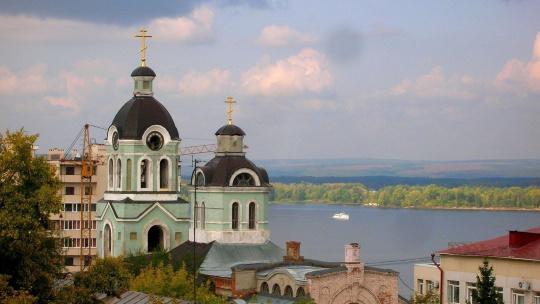 Экскурсия  Заколдованная церковь - мистическая экскурсия по Самаре