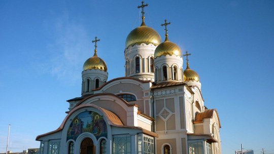 Экскурсия Христианские святыни - экскурсия по храмам по Самаре