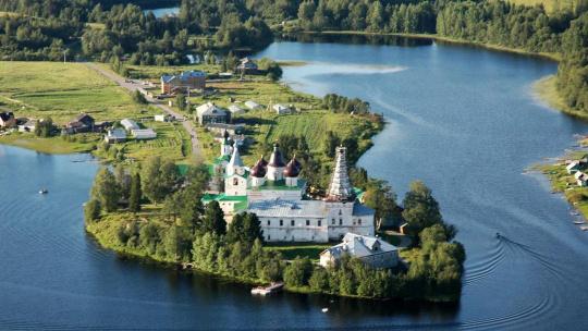 Экскурсия Антониево-Сийский монастырь по Архангельску