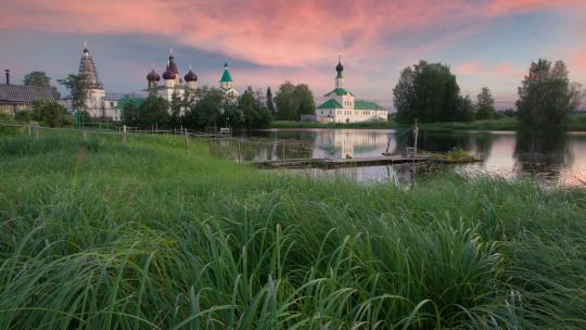 Экскурсия Холмогоры по Архангельску