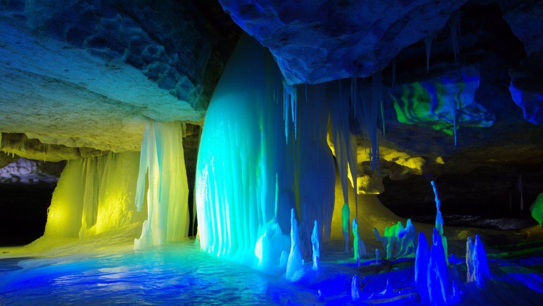 Пинежские пещеры - фото 3