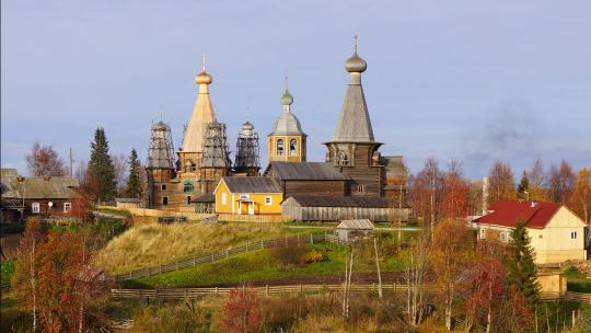 Село Ненокса - фото 2