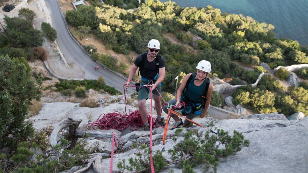 Скалолазание и альпинизм на горе Кошка в Симеизе - фото 2