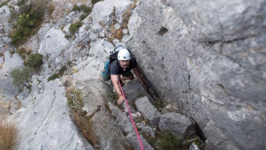 Скалолазание и альпинизм на горе Кошка в Симеизе - фото 3