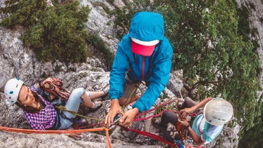 Скалолазание и альпинизм на горе Кошка в Симеизе - фото 4
