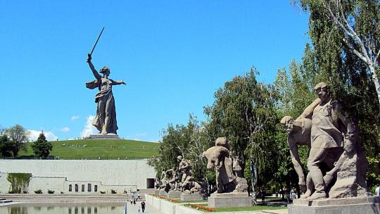 Экскурсия Восставший из пепла Город-Герой Волгограду