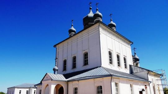 Экскурсия Кременско-Вознесенский монастырь