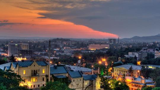 Экскурсия Обзорная по Пятигорску по Пятигорску