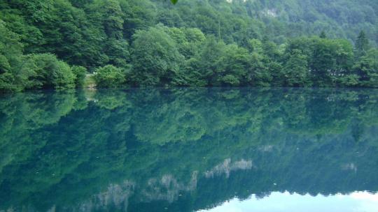 Экскурсия Голубое озеро - купание в Аушигере по Пятигорску