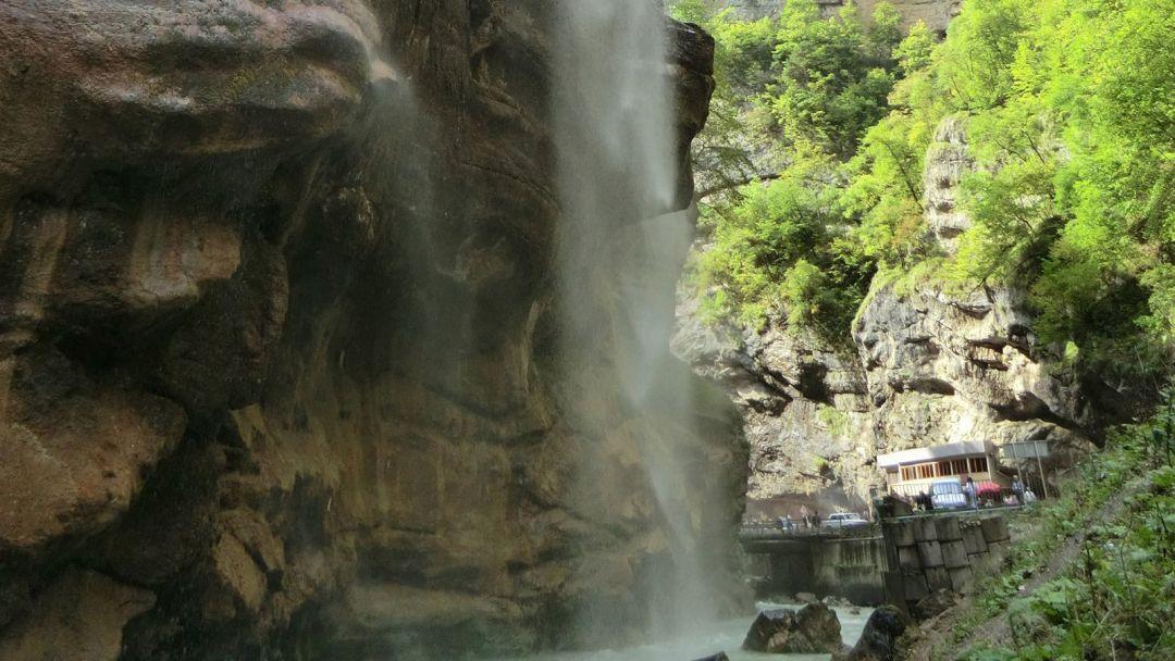 Экскурсия Чегемские водопады