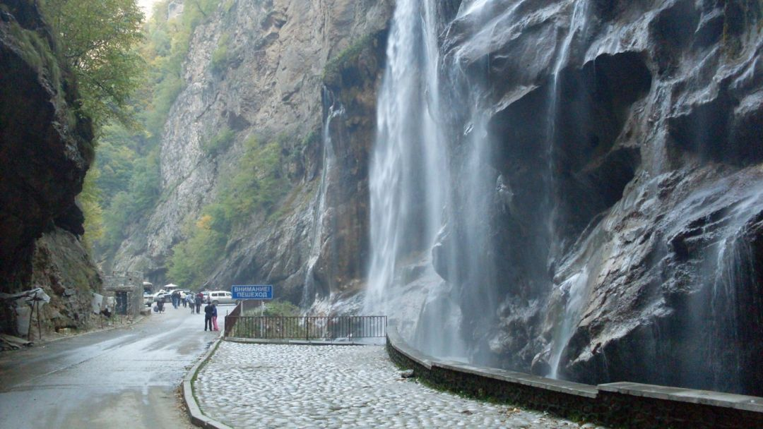 Чегемские водопады - фото 2