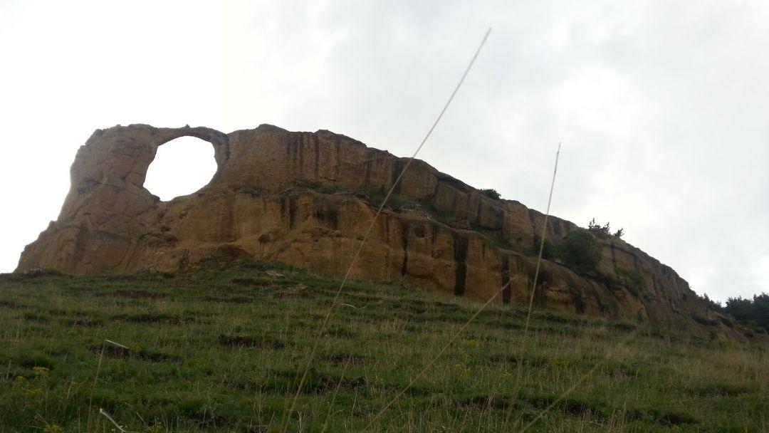 Медовые водопады - гора Кольцо - фото 2