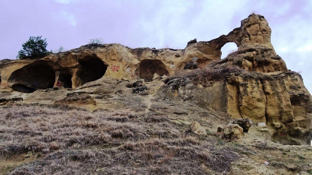 Медовые водопады - гора Кольцо - фото 3