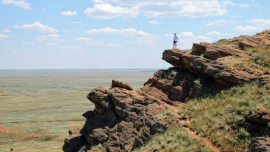 Экскурсия Гора Богдо и озеро Баскунчак по Астрахани