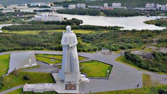 Экскурсия Северный Рубеж по Мурманску