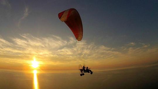 Полет на паратрайке - фото 3