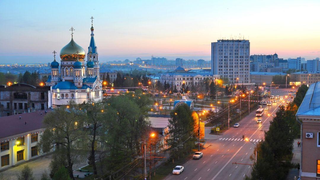Омск культурный и промышленный центр Сибири - фото 1