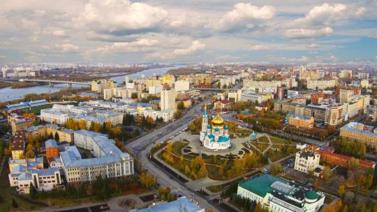 Омск культурный и промышленный центр Сибири - фото 2