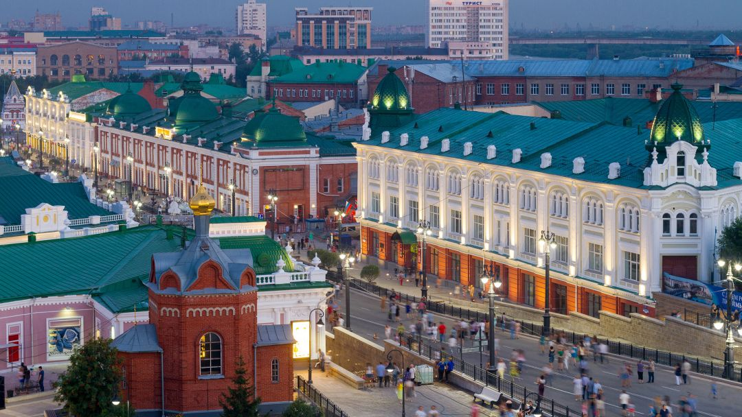 Омск культурный и промышленный центр Сибири - фото 3