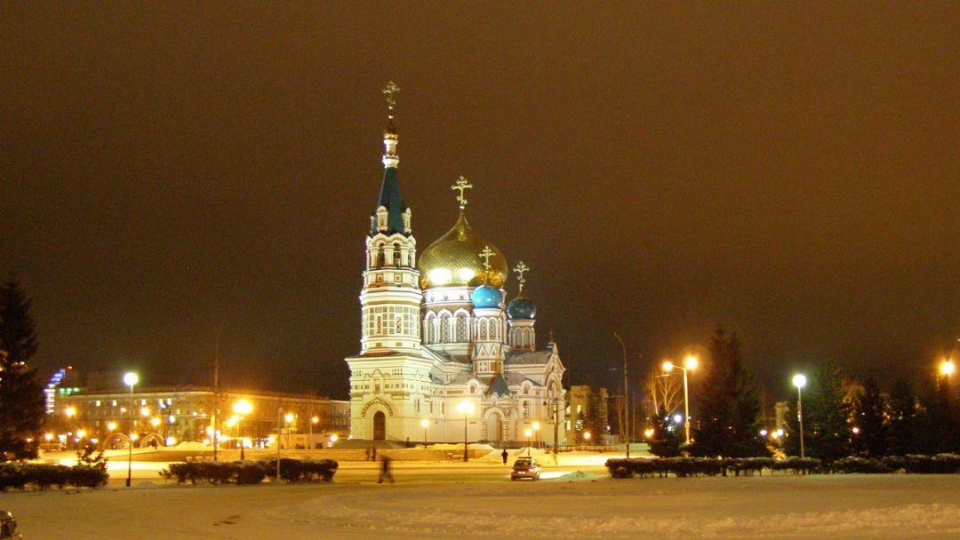 Экскурсия Вечерний Омск