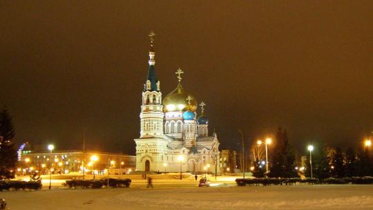 Экскурсия Вечерний Омск по Омску
