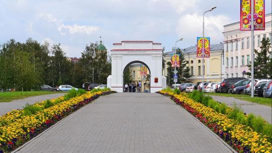Экскурсия По следам Колчака по Омску