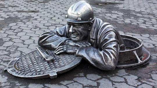 Экскурсия Бронзовые фигуры города по Омску