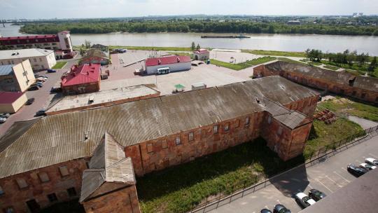 Экскурсия Омская крепость по Омску