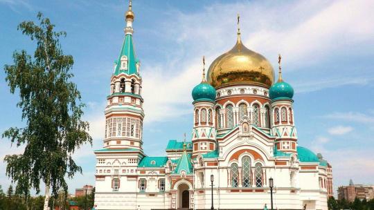 Экскурсия Под небом единым по Омску