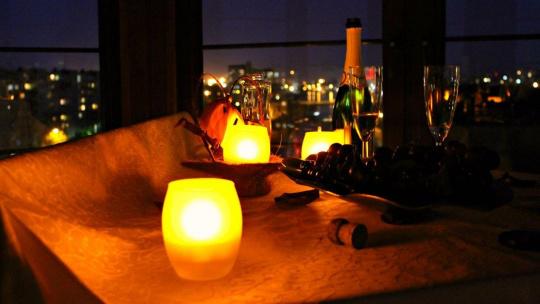 Экскурсия Романтический вечер на Маяке в Рыбной деревне по Калининграду