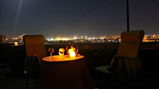 Экскурсия Романтический вечер на крыше Дома Советов по Калининграду