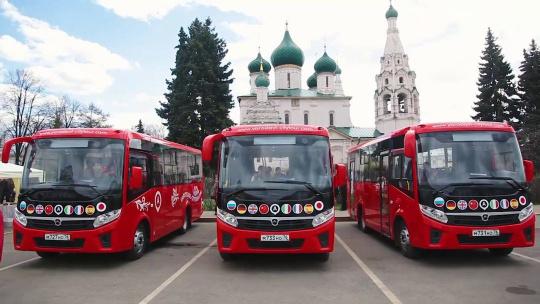 Экскурсия Автобусная экскурсия по Ярославлю